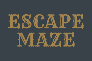 EscapeMaze