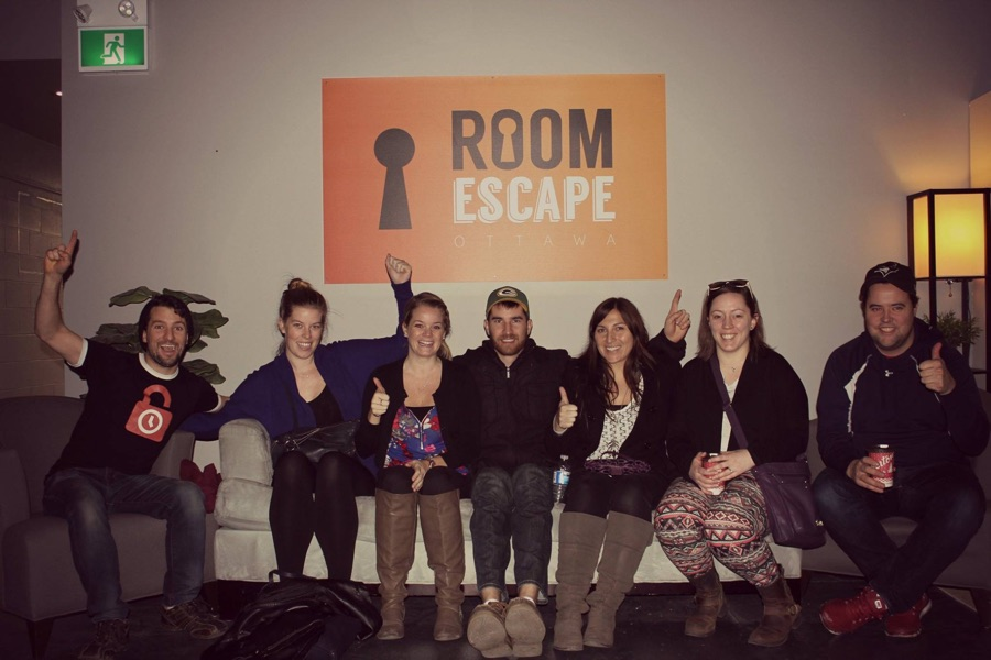 RoomEscapeOttawaGroup